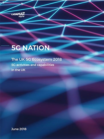 The UK 5G Ecosystem 2018