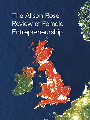 The Alison Rose Review of Female Entrepreneurship