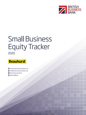 British Business Bank's Small Business Equity Tracker 2020