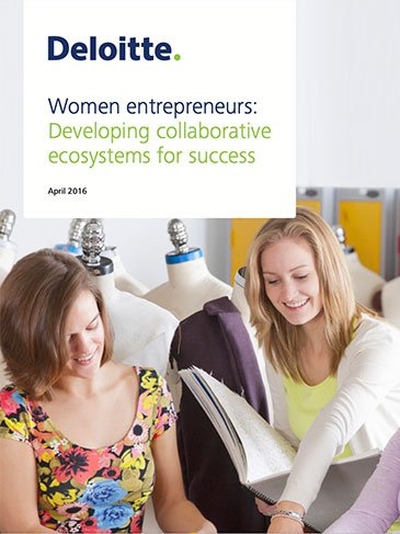 Women entrepreneurs: Developing collaborative ecosystems for success
