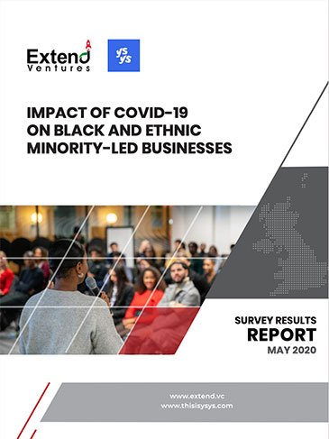 Impact of COVID-19 on Black and Ethnic Minority-led businesses