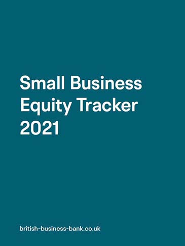 Small Business Equity Tracker 2021